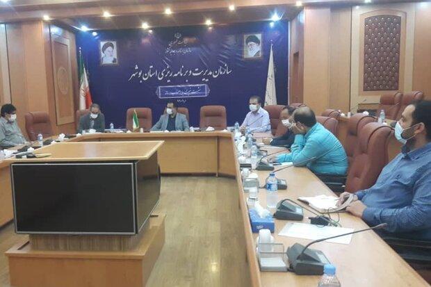 رئیس سازمان مدیریت و برنامهریزی بوشهر خبر داد:  ابلاغ ۷۲۹ میلیارد اعتبار برای تکمیل طرحهای عمرانی استان بوشهر