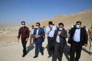 تسریع در تکمیل پروژه سد مخزنی خائیز در شهرستان تنگستان