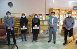 پیام رئیس سازمان مدیریت وبرنامه ریزی استان بوشهر به مناسبت هفته کتاب و کتابخوانی