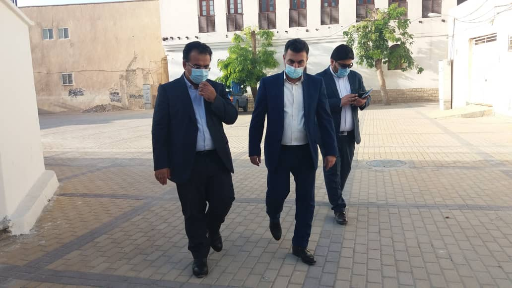 ساماندهی محورهای گردشگری بافت تاریخی بوشهر